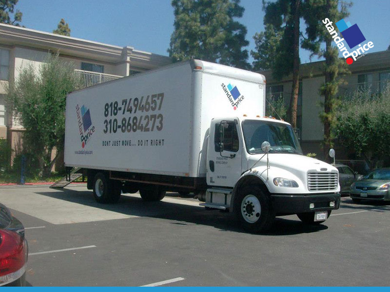 Los Angeles moving companies